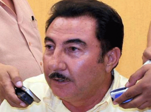 El exmandatario estatal fue detenido acusado por su presunta responsabilidad en el delito de peculado.