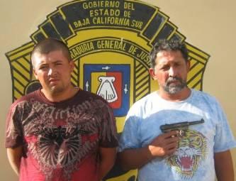 Armando Heredia Flores y Juan José Murillo Duarte.