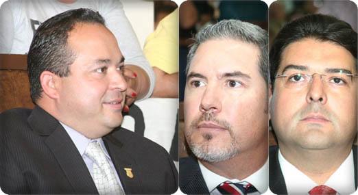 """A """"darle la vuelta a la página"""" convoca Gil Cueva a  diputados del PRI, PRD y PANAL"""