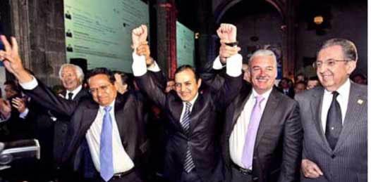 Se adelantó el buen fin político de Marcos Covarrubias