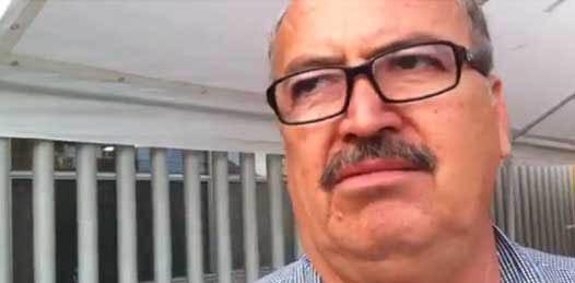Germán Rodríguez dijo al ser notificado por la SEP de su cambio que no le fue permitido realizar el proceso de entrega en forma y tiempo con 5 días de preparación.
