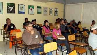 Estudiantes de tercer semestre de la carrera de Licenciado de Administración de Agronegocios de la UABCS, campus Guerrero Negro, realizaron un recorrido por las principales zonas agrícolas de los distintos municipios del estado.