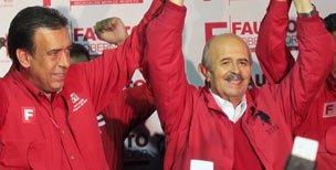 Fausto Vallejo mantiene una ventaja de 2.72% de las preferencias de acuerdo con los resultados de conteo preliminares que funcionarán hasta el medio día de este lunes.