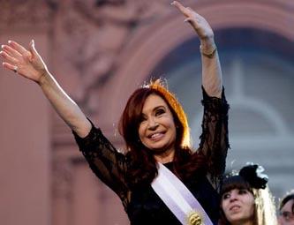 Argentina Fernandez Inauguration