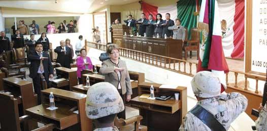 Convocan a promulgar una nueva Constitución estatal
