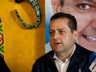 """2012 será año de la consolidación un proyecto """"que arrancó en febrero"""": Mendoza"""