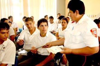 En Educación Vial Preescolar atendió Tránsito Municipal, a 3 mil 351 niños en 60 jardines.