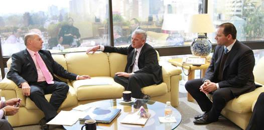 Loreto recibirá este año una inversión superior a los 163 millones de pesos por parte de Fonatur y existen amplias posibilidades que sea declarado Pueblo Mágico, informó el Gobernador del Estado, Marcos Covarrubias Villaseñor.