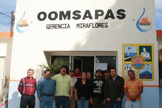 El servicio a los usuarios es  la prioridad en la administración municipal, expresó Manuel Curiel.