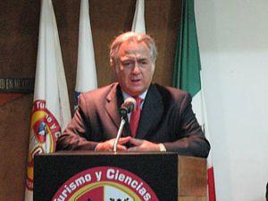 El académico y empresario Miguel Torruco Marqués fue propuesto por López Obrador para ocupar la Secretaría de Turismo.