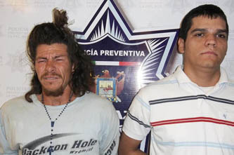 Rosario González Robles y Daniel Alejandro Sánchez Ojeda.