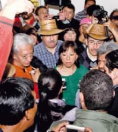 El Partido de la Revolución Democrática (PRD) logró instalar el Consejo Nacional que en las próximas horas tendrá que definir las candidaturas federales que los representarán en las elecciones del primero de julio próximo.