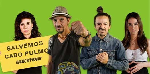 Se unen famosos a la iniciativa anti-Cabo Cortés