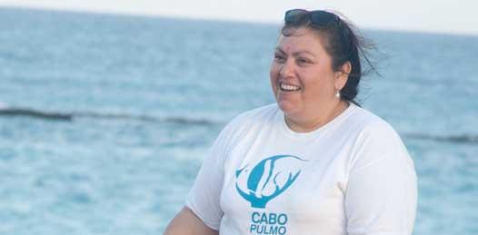 Asisten vecinos de Cabo Pulmo a la comparecencia de Elvira Quesada en el Senado