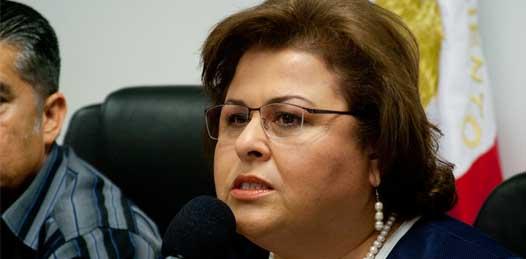 Con gobierno federal o sin él, La Paz tendrá parque industrial, asegura Esthela Ponce Beltrán, presidenta municipal de La Paz.