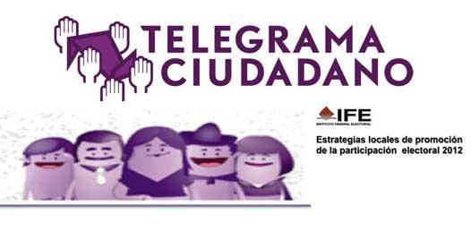 En La Paz se instalarán urnas de Telegrama Ciudadano en la Universidad Mundial, la Universidad Internacional de La Paz, la Universidad Autónoma de Baja California Sur y la Escuela Normal Superior.