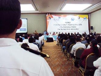 Primer foro tras capacitación a funcionarios y ciudadanos con recursos Subsemun.