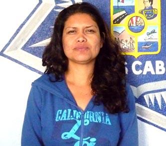 Martina Castorena Mendoza.