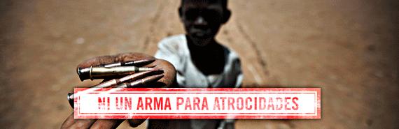 Llamado de Amnistía Internacional por un tratado que regule las armas