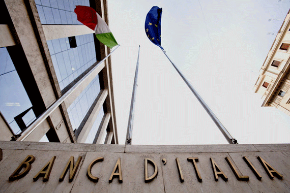Fachada Banco de Italia