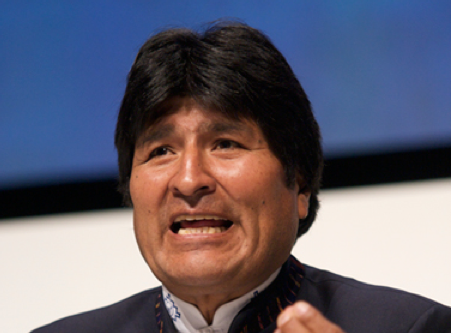 Una ola de huelgas desafía al gobierno de Evo Morales
