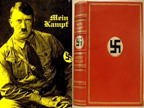 El libro de Hitler, otra vez en escuelas alemanas