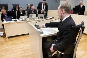 Anders Breivik atacaría más objetivos, eliminar al Gobierno completo y asesinar a todos los laboristas en el campamento.