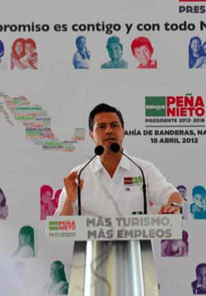 Fortaleceremos al sector Turismo: EPN