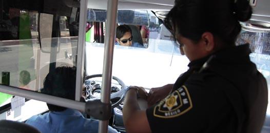 En marcha el operativo de revisión médica a conductores de autobuses foráneos