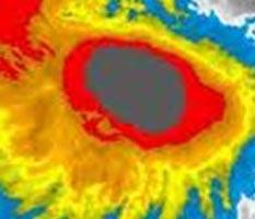 """Se espera que """"Bud"""" impacte la costa este sábado por la mañana entre los municipios de Barro de Navidad y Melate, en Jalisco."""