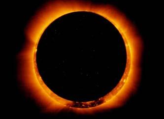 El eclipse se verá mejor sólo en una franja de la Tierra, México está fuera de esa franja, por lo que sólo tendremos una visión parcial.
