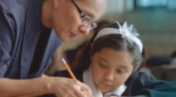 Educación, el camino para la paz: Josefina Vázquez Mota