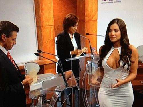 Julia: contundente ganadora del #Debate2012