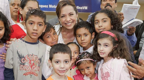 Pretende JVM Un mejor México para los niños
