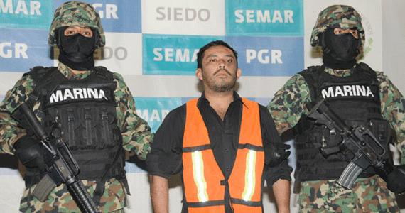 """Capturan a Marcos Jesús Ruiz Rodríguez, """"El Chilango"""""""