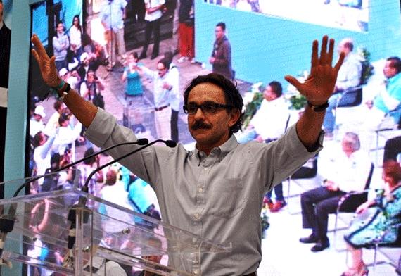 Propone Gabriel Quadri desaparecer el ambulantaje en el DF