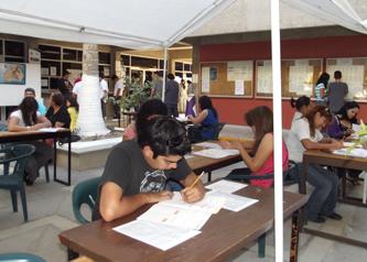 La UABCS amplía el plazo para el registro de aspirantes al examen de selección 2012-II.