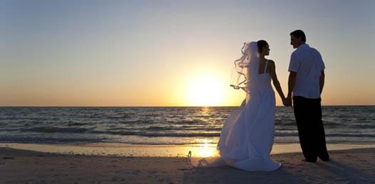 Las lunas de miel y las bodas de destino (por gastos de los asistentes y de la pareja que corresponden a 20,600 dólares por evento) generan una importante derrama económica , siendo México el tercer lugar preferido por parejas norteamericanas para celebrar sus bodas de destino.