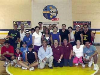 La UABCS y el SUTAUABCS celebraron el Día del Trabajador Administrativo con actividades deportivas y recreativas en el Polideportivo y en el Gimnasio Universitario.