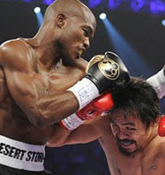 Pacquiao Bradley Boxing