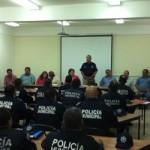 Cambió de director operativo el Sistema de Seguridad Pública, Policía Preventiva y Tránsito Municipal, Jesús Alfonso Valenzuela Cruz sustituye a David Castro Castro en el cargo.