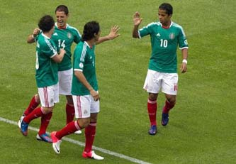 México comenzó con un triunfo la eliminatoria mundialista.