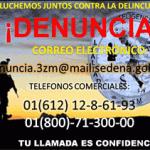 Servicio Público - Banner Denuncia