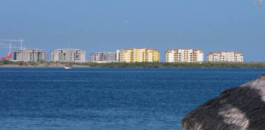 Piden se recategorice la zona donde construyen Entre Mares y Paraíso del Mar
