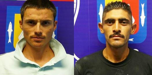 Carlos Rivera Cota y Óscar Antonio Jacinto Lucero.