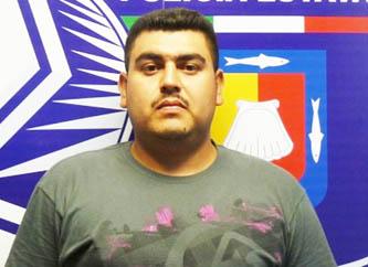 Carlos Geovani Díaz Geraldo.