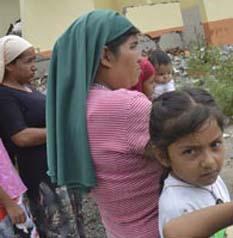 Ni autoridades, ni maestros, ni alumnos llegaron a La Injertada, comunidad alternativa para que se iniciara el ciclo escolar.