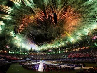 Londres 2012 se despidió en medio de un espectáculo colorido y melódico; entregó la estafeta a Río de Janeiro 2016.