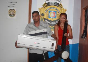 Ramón Aron Sánchez García y María del Pilar Guardado González.