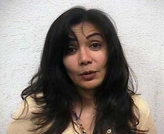 """El magistrado Patrick White asegura que Sandra Avila """"no es un peligro; sin embargo, existe el riesgo de que pueda darse a la fuga""""."""